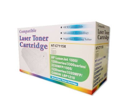 HP 15X H/Y Toner Cartridge Remanufactured (Recycled)