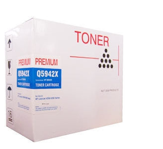 HP 42A Toner Cartridge Remanufactured (Recycled)