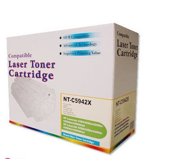 HP 38A Toner Cartridge Remanufactured (Recycled)
