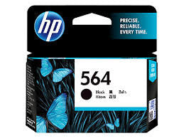 HP CB316WA (HP564) Genuine Black Ink Cartridge
