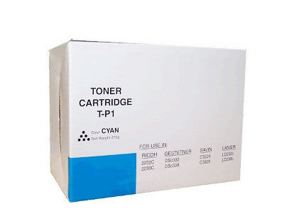 Ricoh Type P2 Cyan Copier Cartridge Compatible