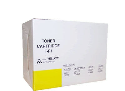Ricoh Type P2 Yellow Copier Cartridge Compatible