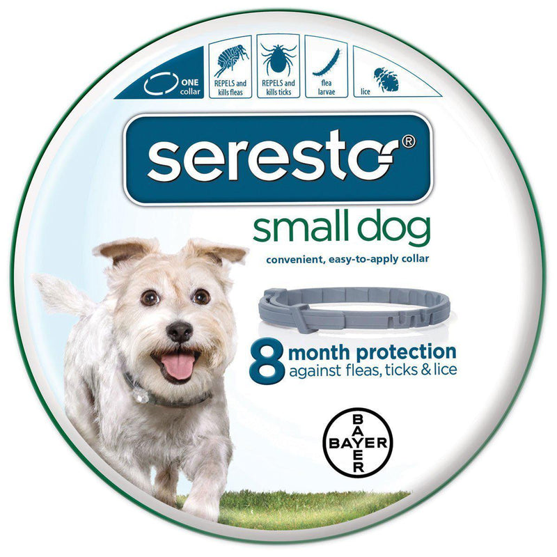 <B>Seresto</B> Green Small Dog Flea & Tick Collar