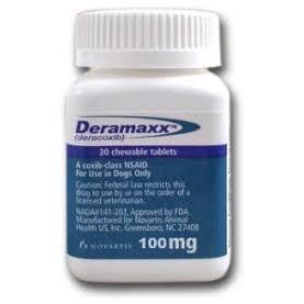 <B>Deramaxx</B> Chewable Tablets