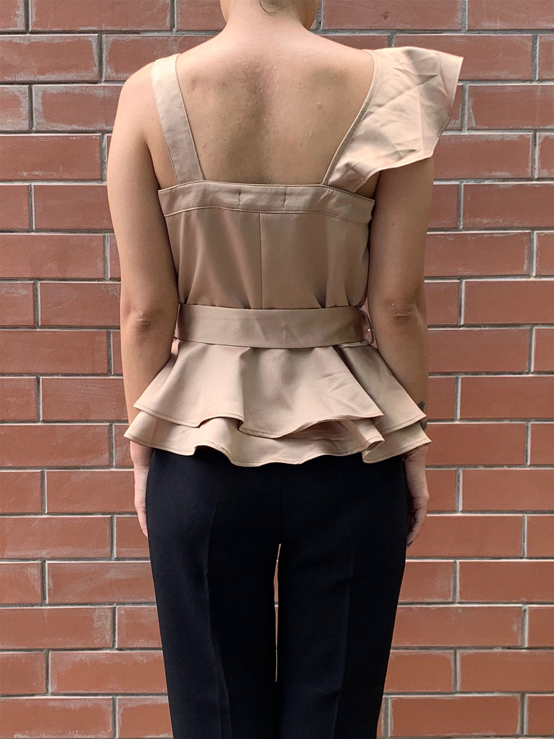 Blake One Shoulder Top