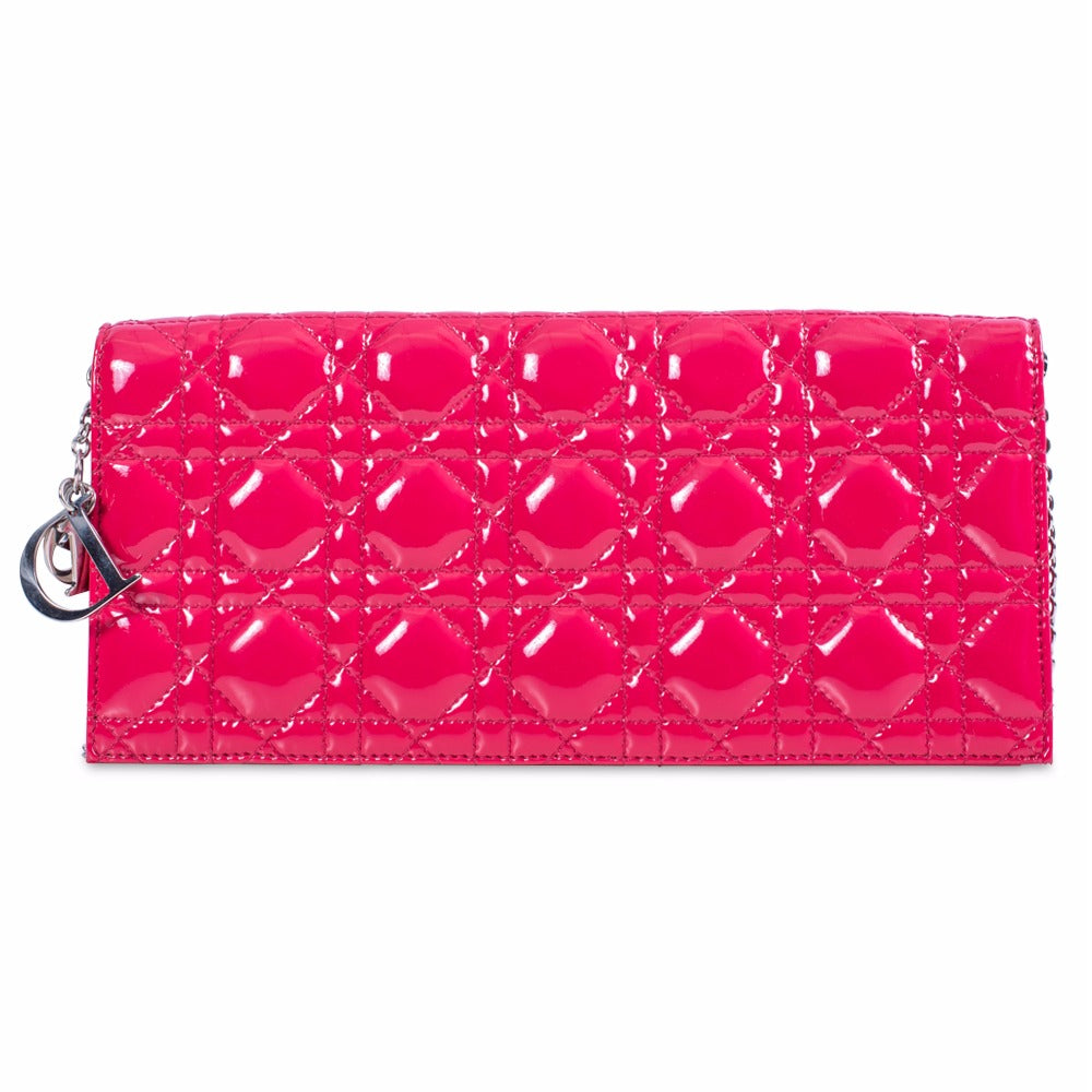 CHRISTIAN DIOR Bubblegum Wallet