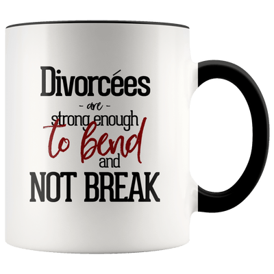 Divorcees Do Not Break Mug