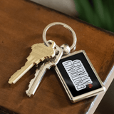 Emotionally Unattached Keychain