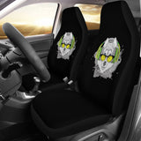 Husky Beats Car Seat Covers - Set Of Two