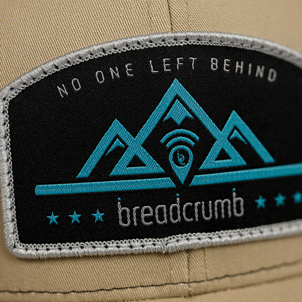 Breadcrumb No Behind Hat