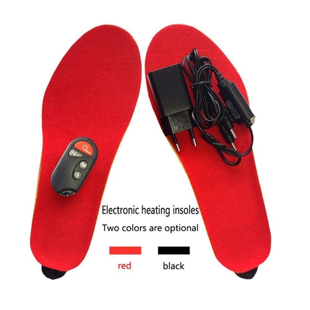 Rechargeable Battery Electric Heated Insoles