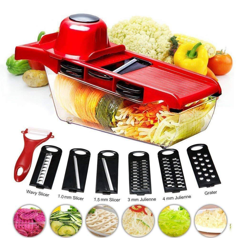 2018 Multi-function fruits&vegetable cutter