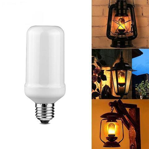 (FREESHIPPING !!)LED Flame Light Bulb