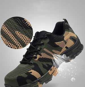 "【TODAY FREE SHIPPING】Indestructible Military ""Battlefield Shoes"""