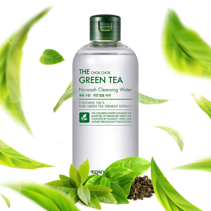 TONYMOLY The Chok Chok Green Tea No Wash Cleansing Water 300ml