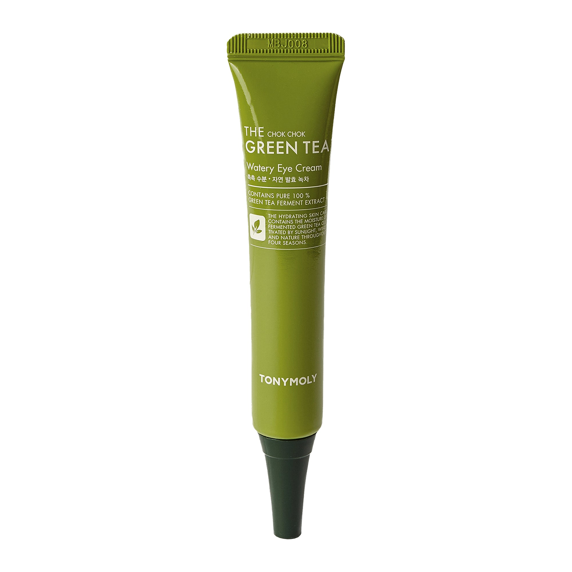 TONYMOLY The Chok Chok Green Tea Watery Eye Cream 30ml | Korean Skin Care