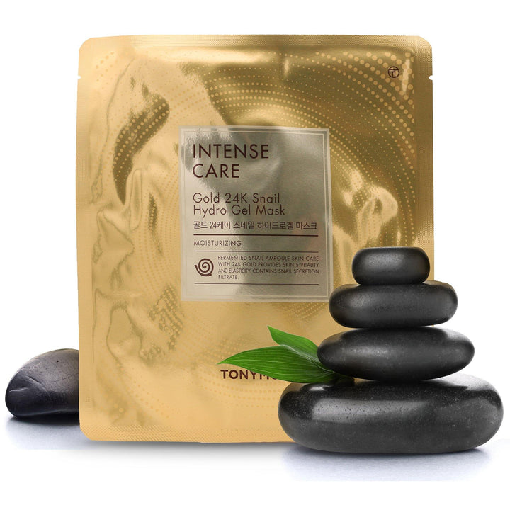 TONYMOLY Intense Care Gold 24k Snail Hydrogel Mask