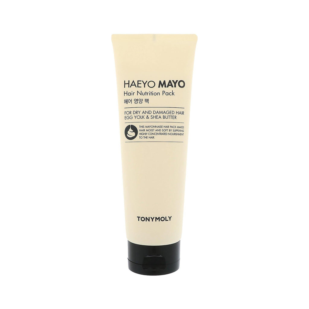 Haeyo Mayo Hair Nutrition Mask- Hair Vitamin Treatment-Frizz Control -  By TonyMoly
