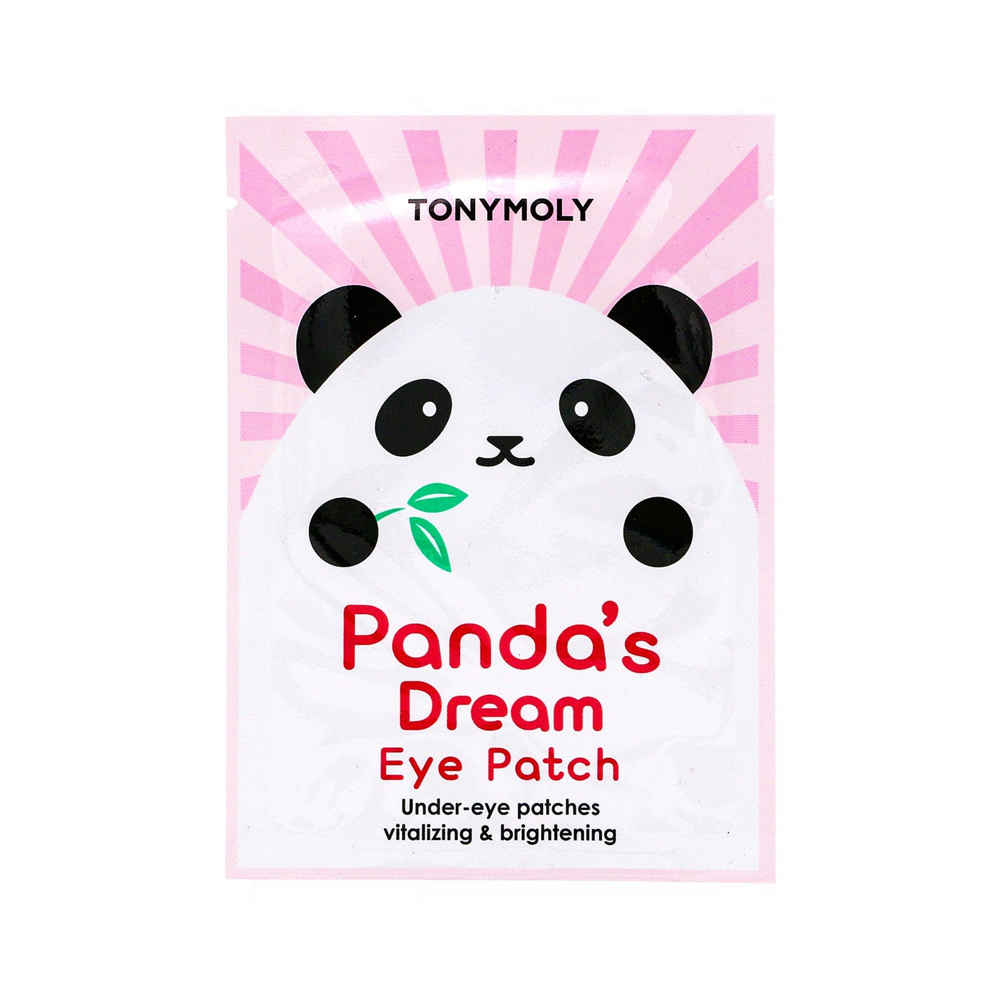 TONYMOLY Panda's Dream Eye Patch - Brightening Eye Mask - TONYMOLY OFFICIAL