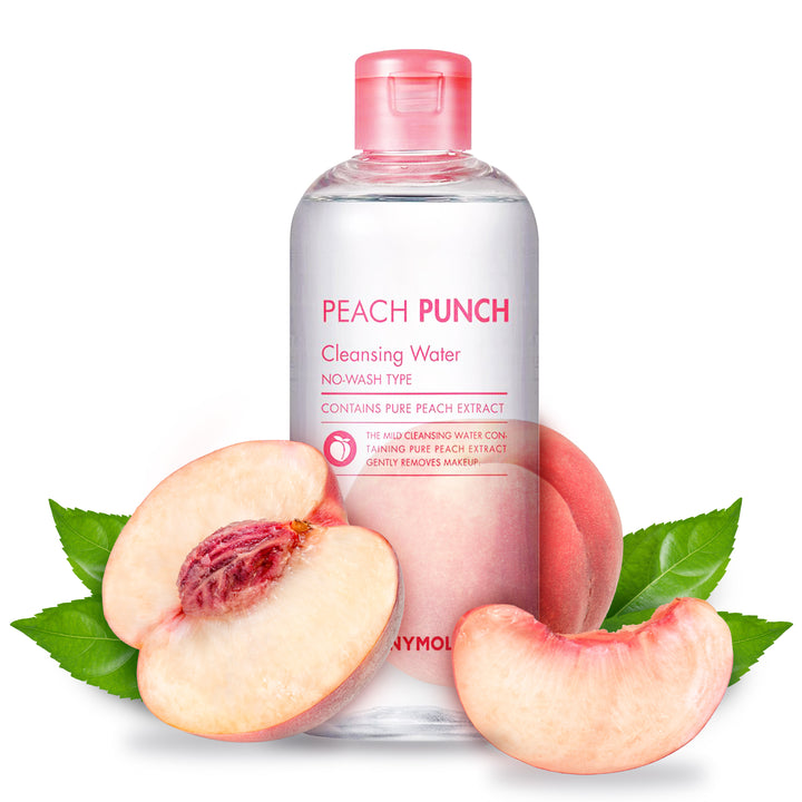 TONYMOLY Peach Punch Cleansing Water 300ml