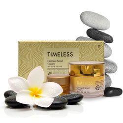 TONYMOLY Timeless Ferment Snail Cream (Includes Free 20ml Ferment Snail Eye Cream) - TONYMOLY OFFICIAL
