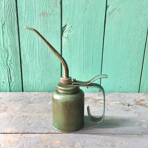 Oil Can- Green