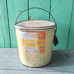 Metal Bucket-Hormel Bacon & Ham