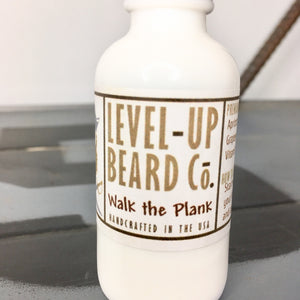 "Beard Oil- ""Walk The Plank"" Scent"
