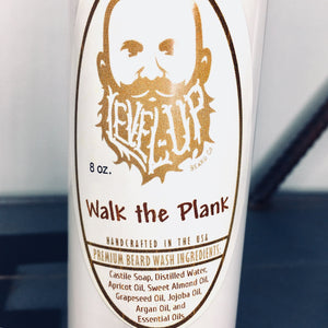 "Beard Gift Pack- ""Walk The Plank"" Scent"
