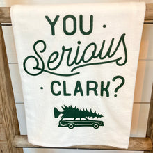 Load image into Gallery viewer, Towel- Serious Clark