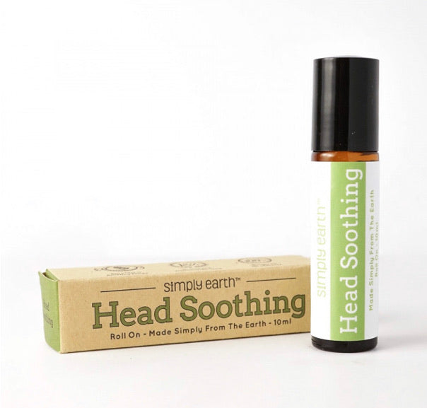 Essential Oil,  Roll-On- Head