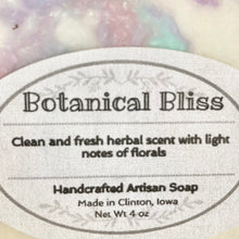 Load image into Gallery viewer, Soap- Botanical Bliss