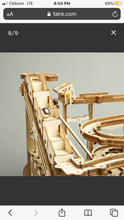 Load image into Gallery viewer, Wood 3D Puzzle- Marble Obstacle Course