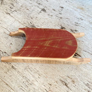 Small Wood Sled