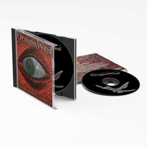 Dragonwind - CD