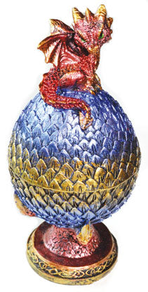 Dragon Egg Box Treasure Keeper