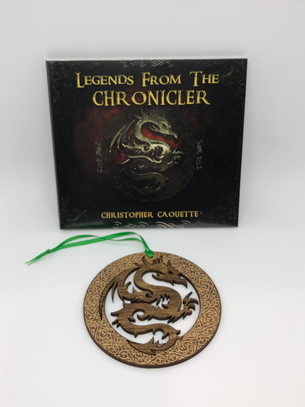 Chronicler CD + Ornament Bundle