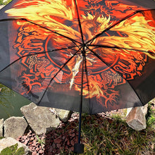 Load image into Gallery viewer, Ultimate Flame Blade Dragon Umbrella!
