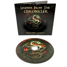 Load image into Gallery viewer, Legends From The Chronicler - Digipak CD