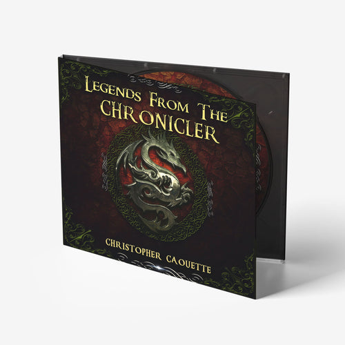 Legends From The Chronicler - Digipak CD