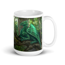 Load image into Gallery viewer, Forest Dragon Mug