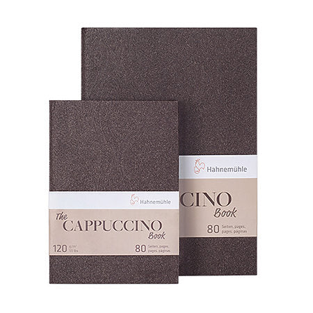 Hahnemuhle Cappaccino Sketch Book