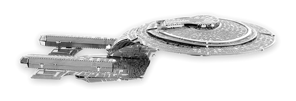 USS ENTERPRISE NCC-1701D