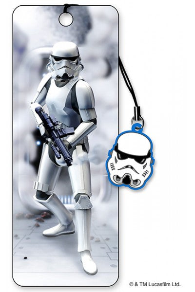 3D BOOKMARK - STORMTROOPER