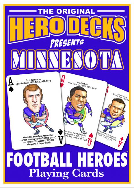 HERO DECK - MINNESOTA VIKINGS