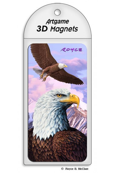 3D MAGNET - EAGLES