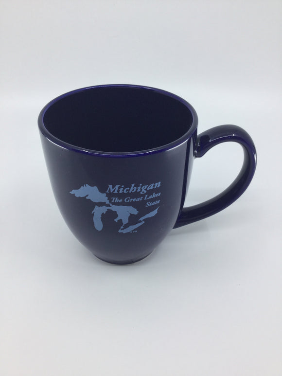 MUG 'THE GREAT LAKES STATE'