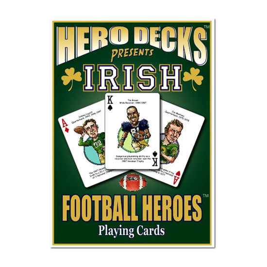 HERO DECK - NOTRE DAME FOOTBALL