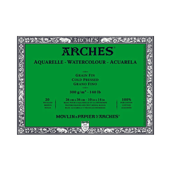 ARCHES WC BL 140CP 10X14 20SH
