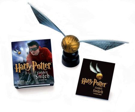MINI: HARRY POTTER GOLDEN SNITCH STICKER KIT